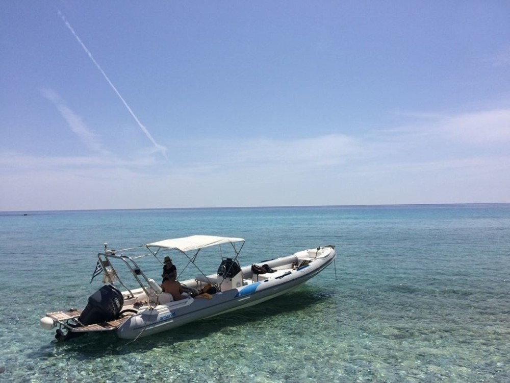 Boat rental Marvel 960 in Chania Municipality on Samboat