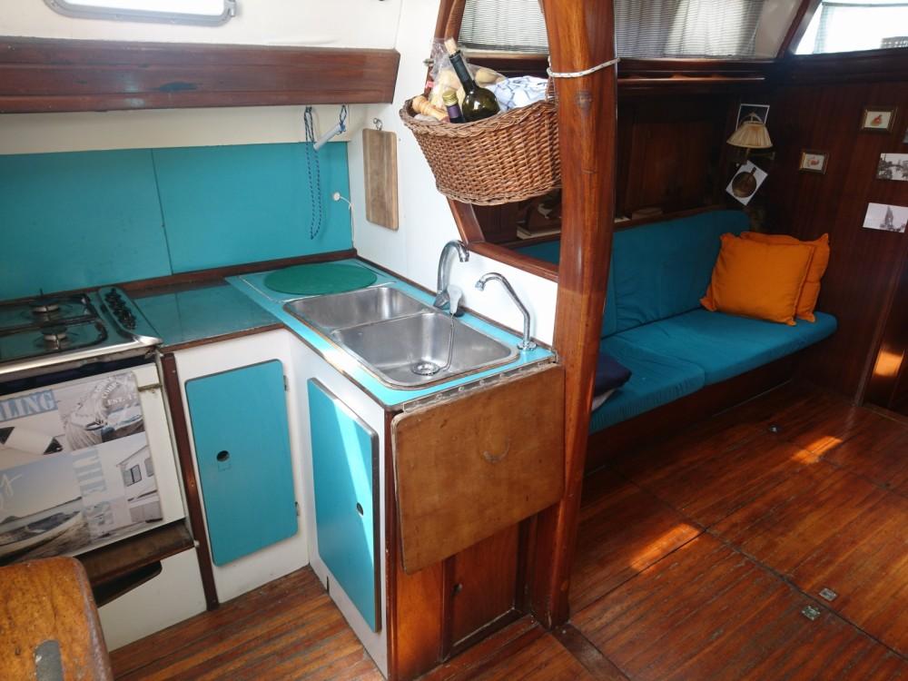 Boat rental Salerno cheap Beaufort 18