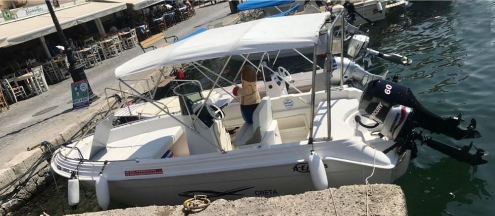 Rental yacht Chania - A ELLAS 530 on SamBoat