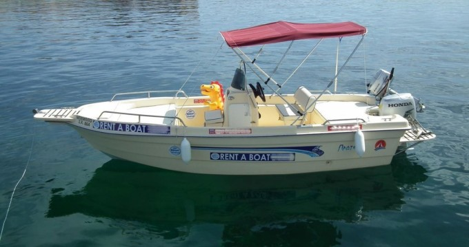 Hire Motorboat with or without skipper Proteus Chania
