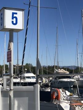 Rental Sailboat in Antibes - Dufour Dufour 30