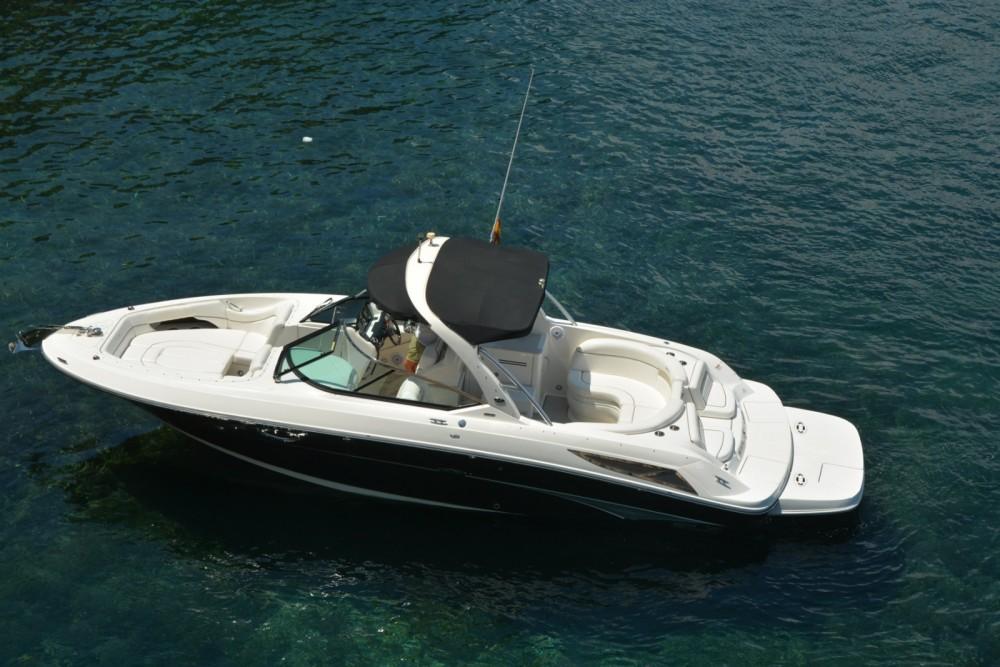 Boat rental Sea Ray Sea Ray 300 SLX in Balearic Islands on Samboat