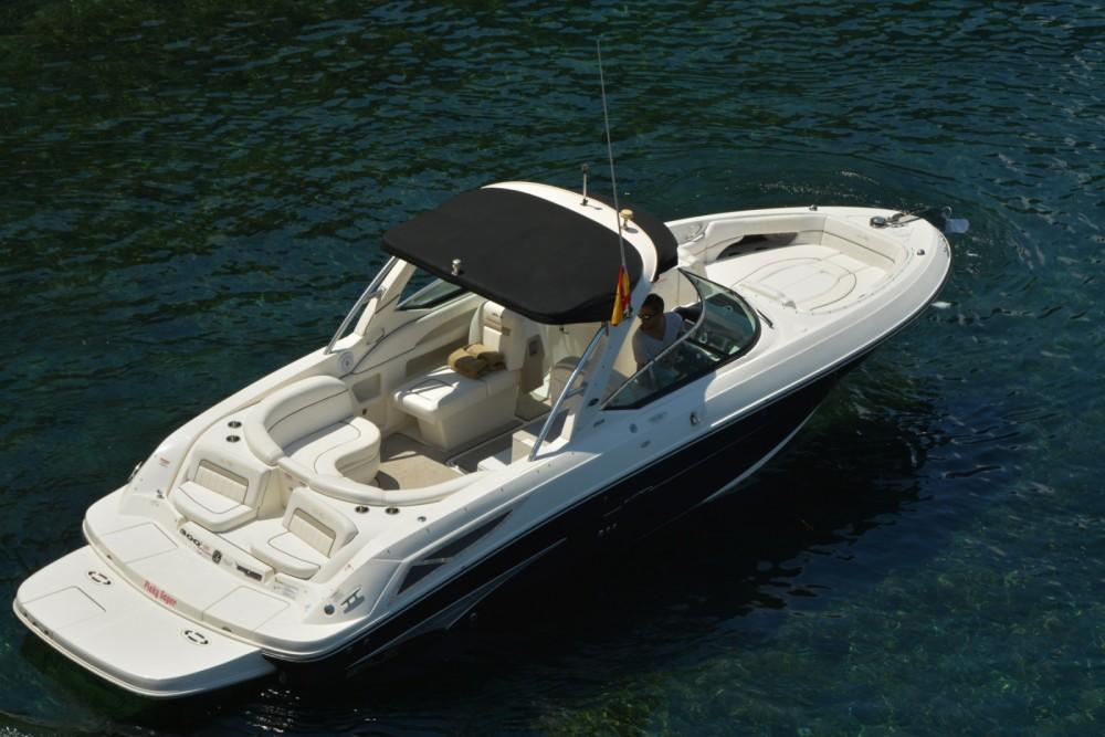 Boat rental Balearic Islands cheap Sea Ray 300 SLX