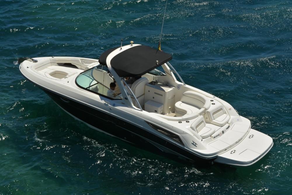 Rental Motorboat in Balearic Islands - Sea Ray Sea Ray 300 SLX