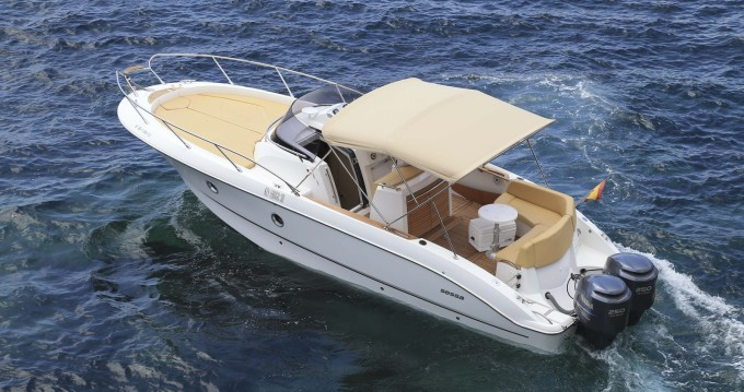 Hire Motorboat with or without skipper Sessa Marine Ibiza Town