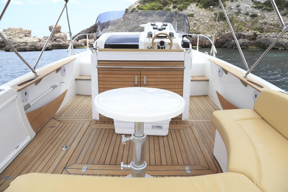 Boat rental Sessa Marine Kay Large 30 in Balearic Islands on Samboat