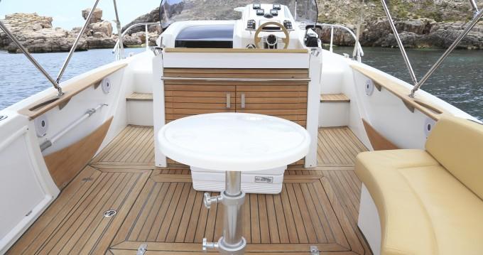 Rental Motorboat in Ibiza Town - Sessa Marine Kay Large 30