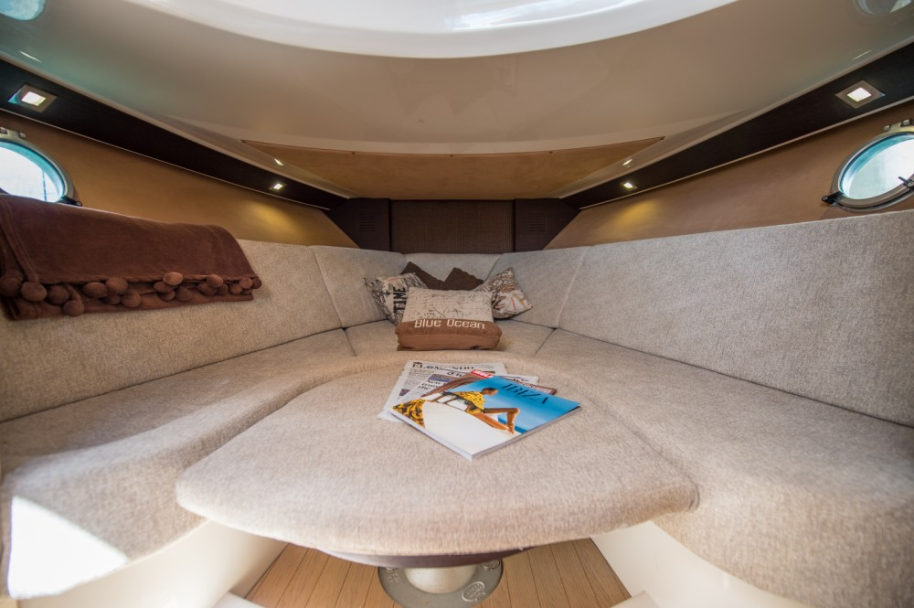 Sessa Marine Kay Large 30 between personal and professional Balearic Islands