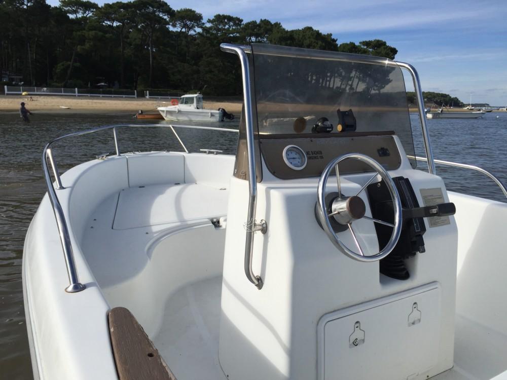 Boat rental Lège-Cap-Ferret cheap Key Largo 17