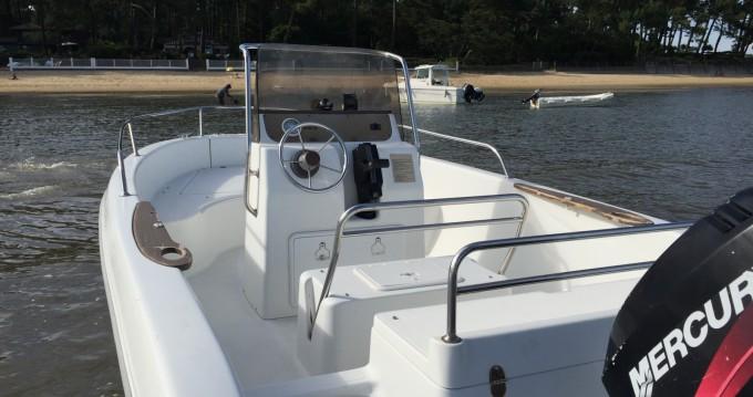 Rental yacht Lège-Cap-Ferret - Sessa Marine Key Largo 17 on SamBoat