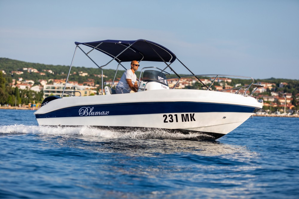 Blumax 550 Open between personal and professional Malinska