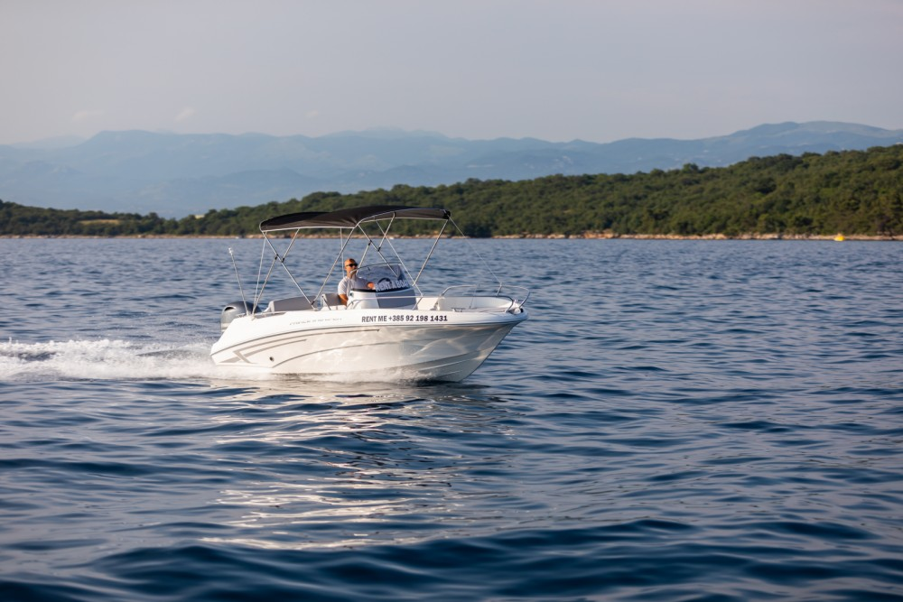 AM Yacht Prince 570 Open between personal and professional Malinska