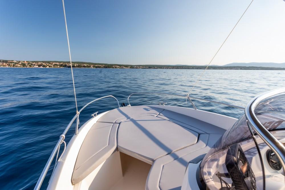 Boat rental AM Yacht Prince 570 Open in Malinska on Samboat