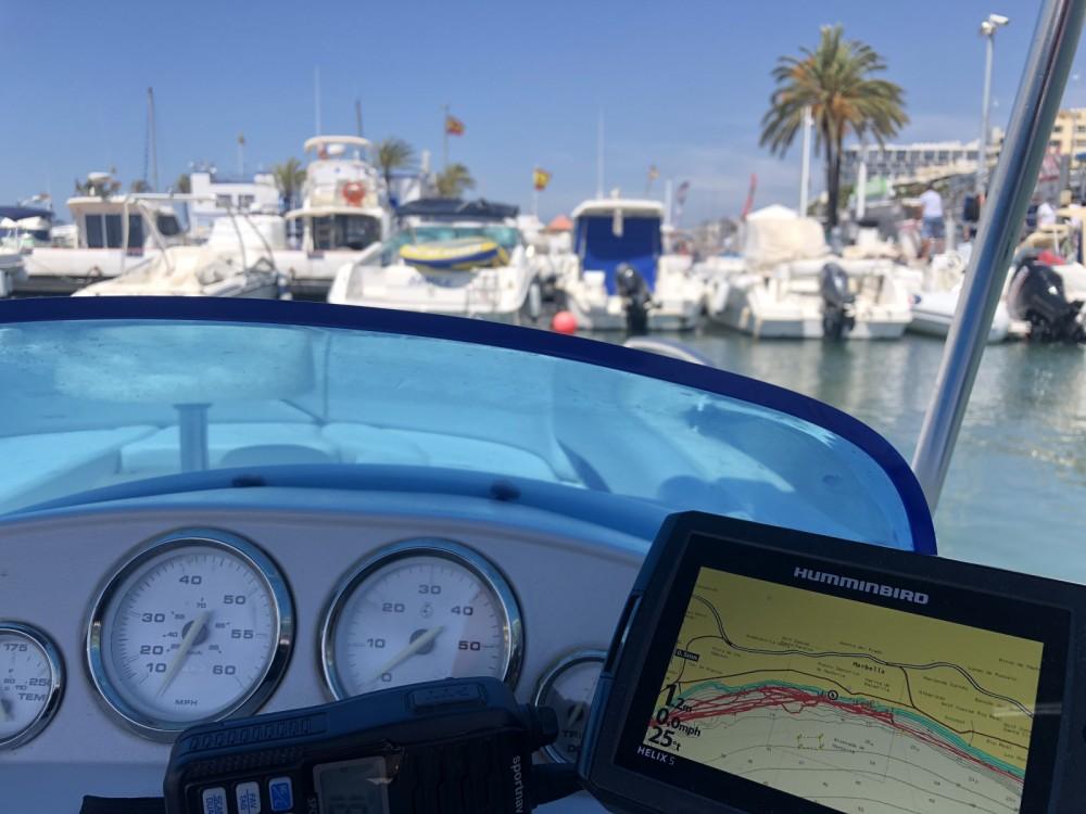 Boat rental Bayliner 6m in Puerto Deportivo de Marbella on Samboat