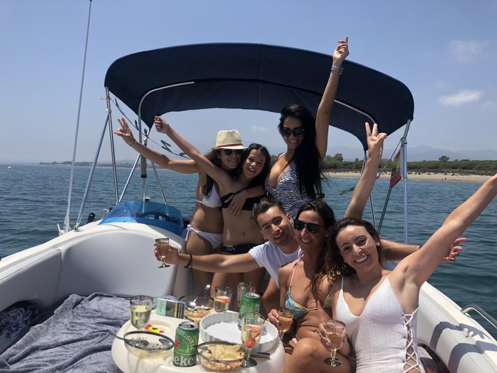 Rental yacht Puerto Deportivo de Marbella - Bayliner 6m on SamBoat