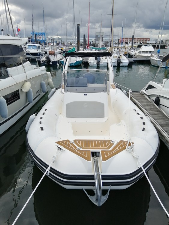 Capelli Tempest 800 between personal and professional Arcachon