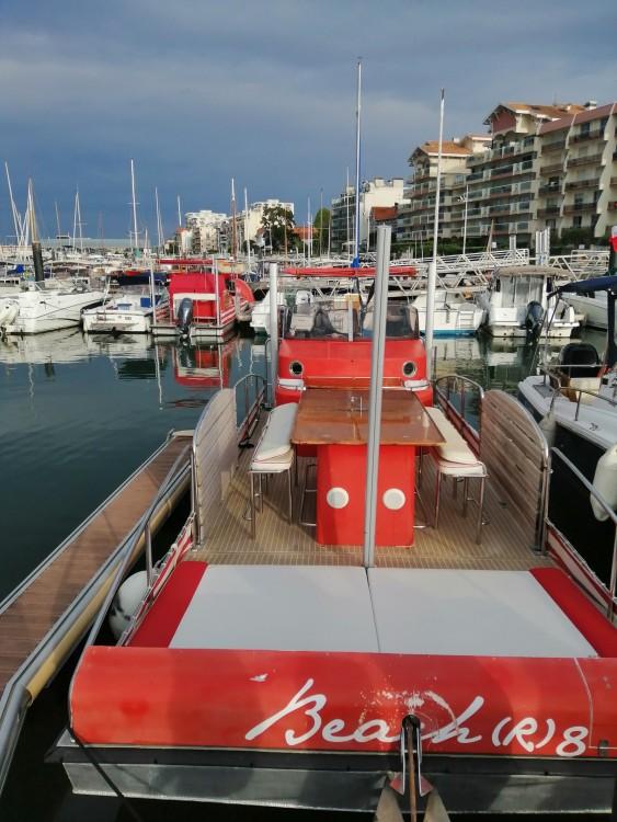 Boat rental Arcachon cheap Beach (R)8