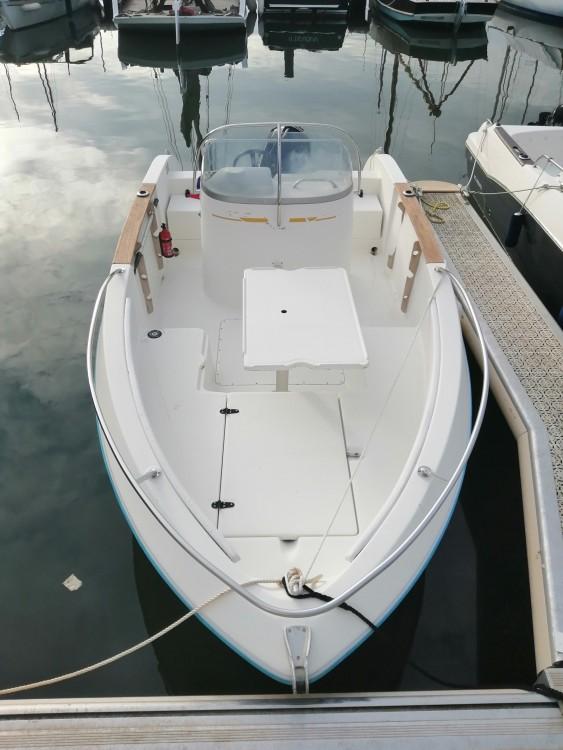 Boat rental Arcachon cheap Flyer 5