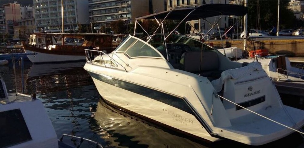 Hire Motorboat with or without skipper Carver Kavala