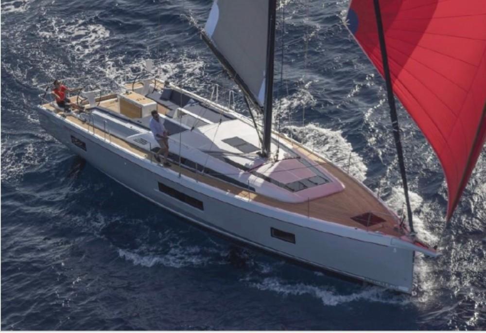 Boat rental Capo d'Orlando cheap Oceanis 51.1