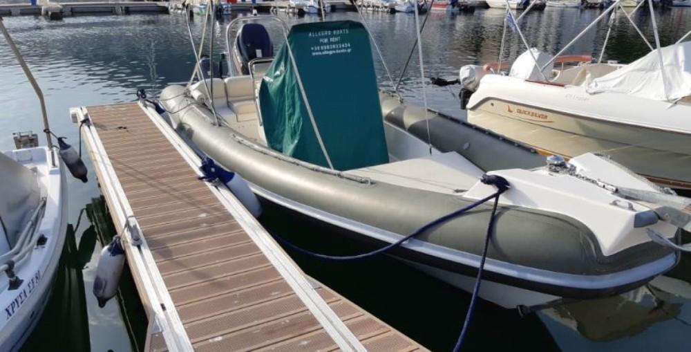 Boat rental Kavala cheap Omnia