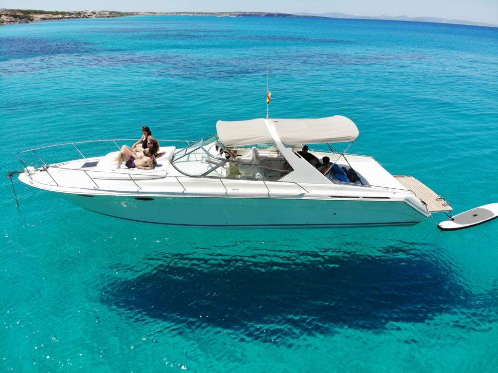 Rent a Sea Ray 38 Sun Sport Balearic Islands