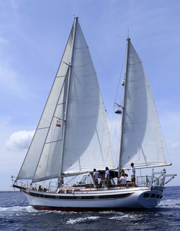 Boat rental modern Sailing Ketch CT56 in Balearic Islands on Samboat