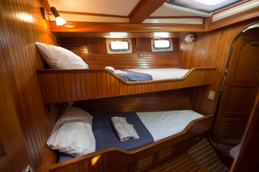 Boat rental Balearic Islands cheap Sailing Ketch CT56