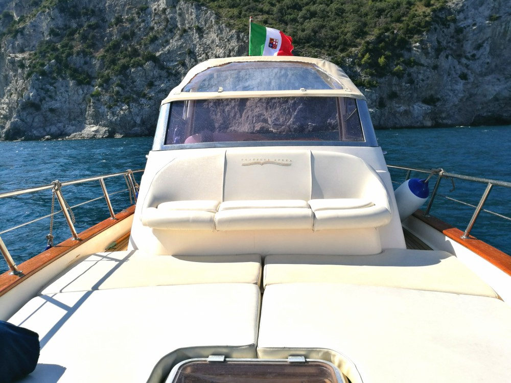 Hire Motorboat with or without skipper Fratelli Aprea Salerno