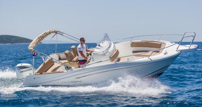 Boat rental Trogir cheap Cap Camarat 7.5 CC
