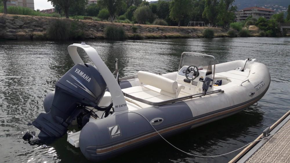 Rental yacht Mandelieu-la-Napoule - Zodiac Medline II on SamBoat