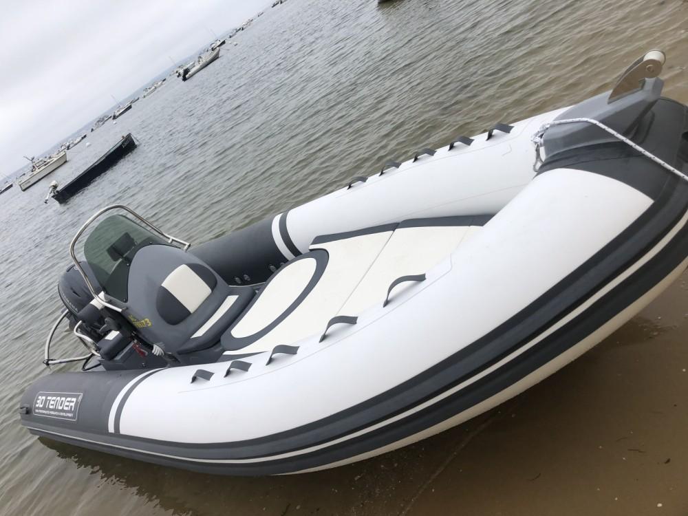 Rental yacht Lège-Cap-Ferret - 3D Tender Lux 550 on SamBoat
