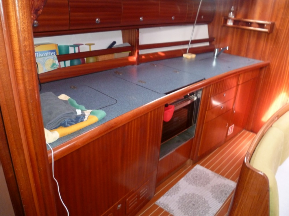 Rental Sailboat in Agde - Bavaria Bavaria 44