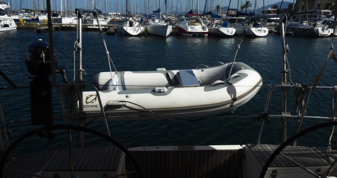 Dufour Dufour 405 Grand Large between personal and professional Saint-Cyprien