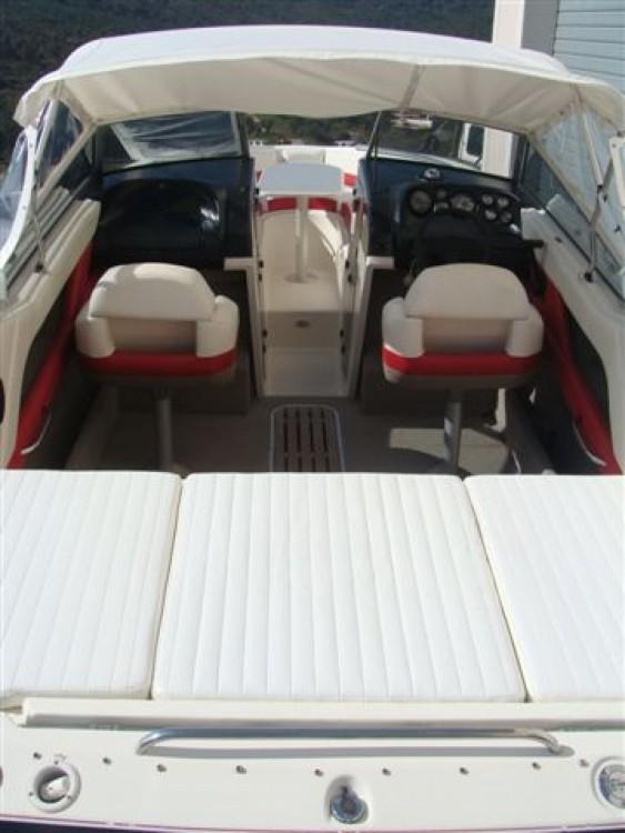 Boat rental Maxum 2200SR3 in Annecy on Samboat