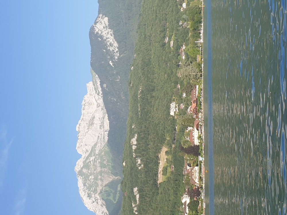 Boat rental Annecy cheap Ultramar 470 Open