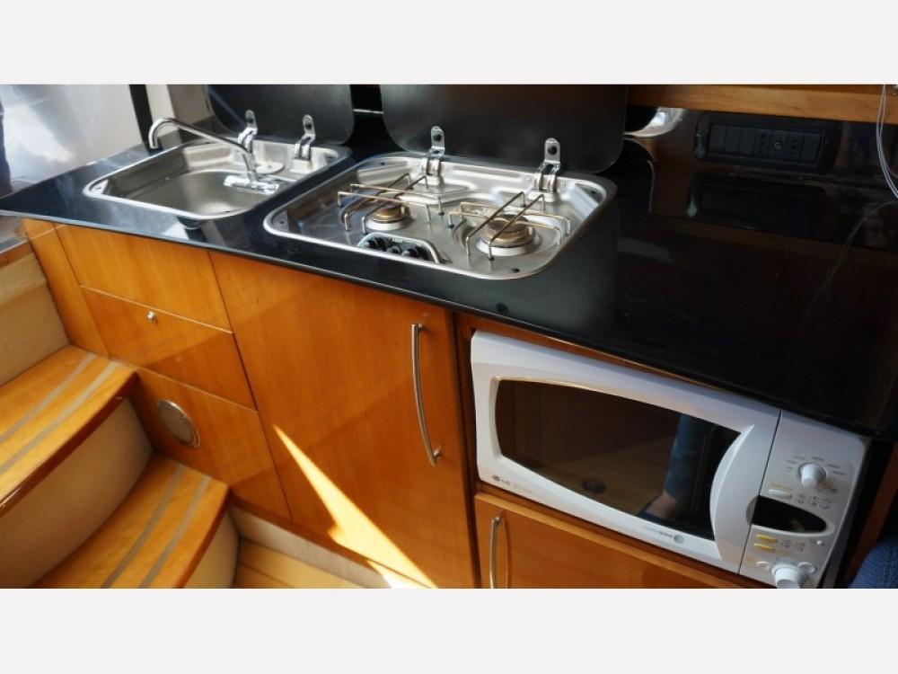 Rio Yachts Rio 32 ART between personal and professional Bormes-les-Mimosas