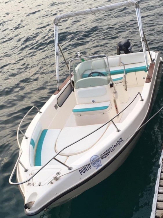 Boat rental Monopoli cheap B&C