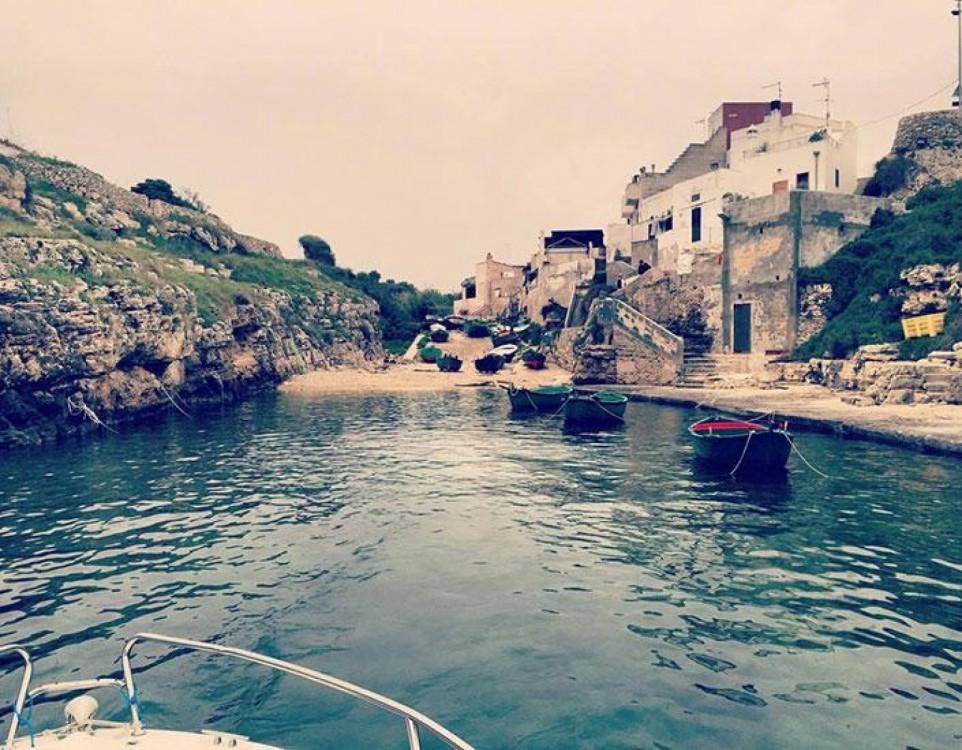 Rental Motorboat in Monopoli - Magnum B&C
