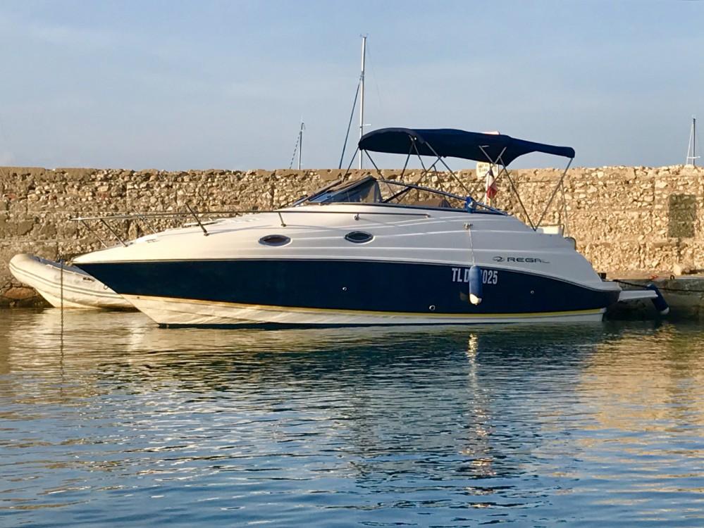 Régal 2665 between personal and professional Beaulieu-sur-Mer