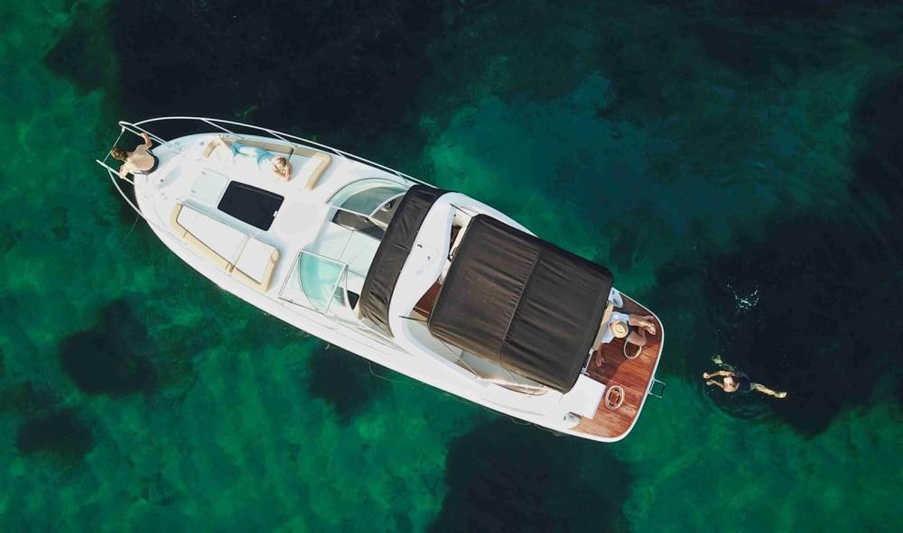 Boat rental Hyères cheap ciera 10