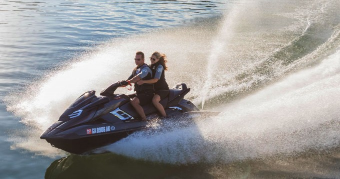 Jet Ski for rent La Rochelle at the best price
