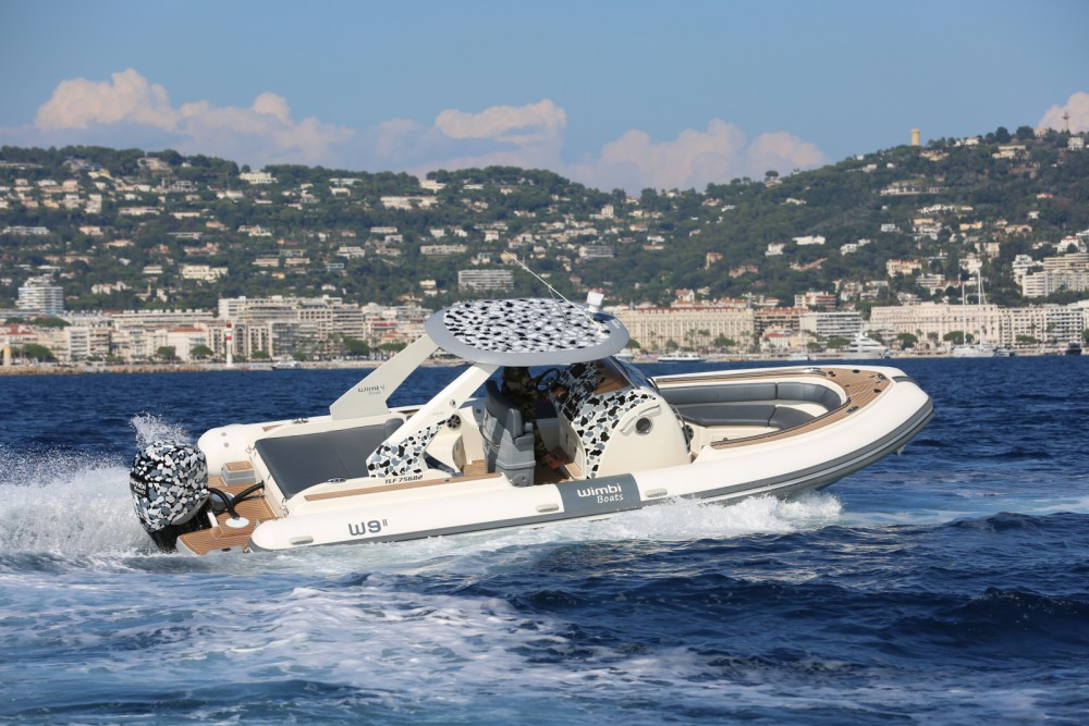 Boat rental Wimbi Boats W9 in Grimaud on Samboat