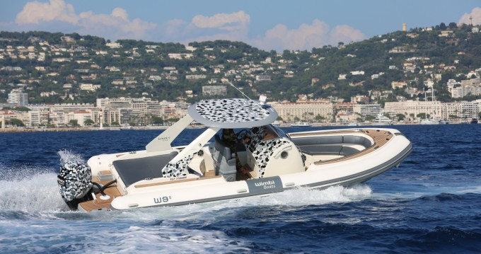 Boat rental Wimbi Boats W9 in Port Grimaud on Samboat