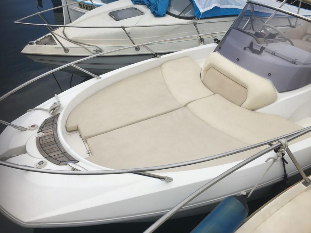 Boat rental Marseille cheap Key Largo 20