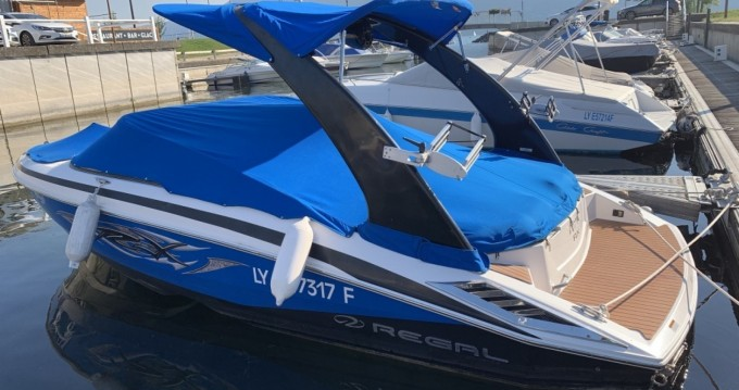 Hire Motorboat with or without skipper Régal Aix-les-Bains