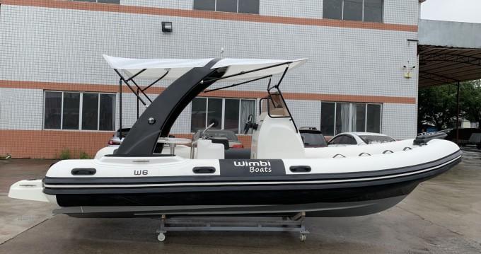 Boat rental Port Grimaud cheap W6