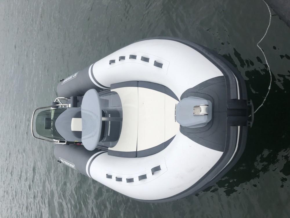 Rent a 3D Tender Lux 550 Lège-Cap-Ferret