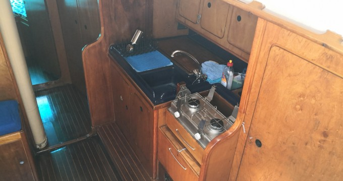 Rental Sailboat in Trapani - Tekocantieri Perversion 37