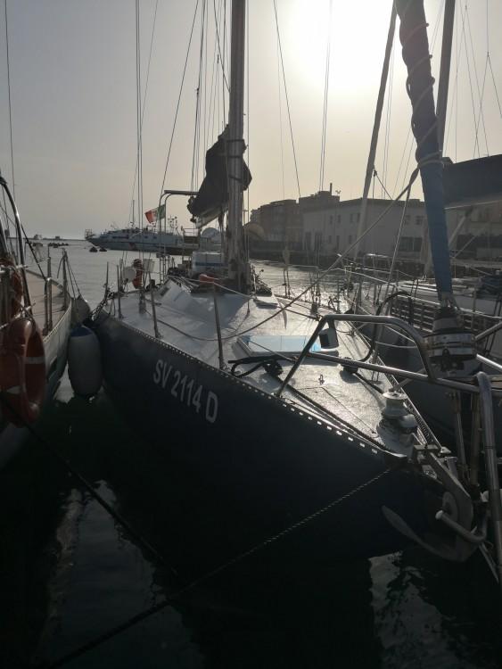 Hire Sailboat with or without skipper Tekocantieri Mazara del Vallo